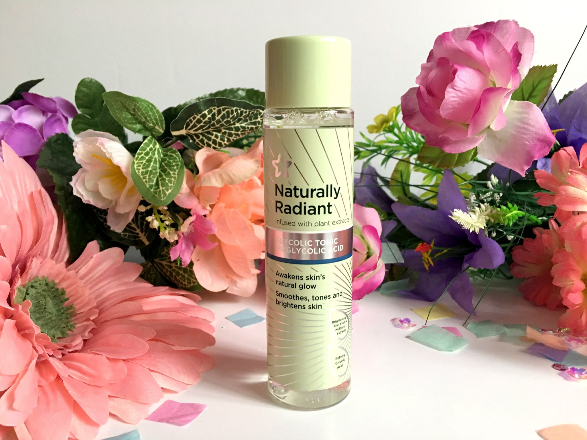 Superdrug Naturally Radiant Glycolic Toner
