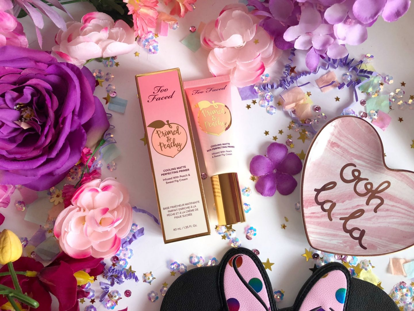 Too Faced Primed & Peachy Primer Review